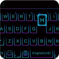 Flawless Amethyst for Kika Keyboard