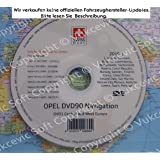 Opel DVD90 navigatiekaarten dvd 2019