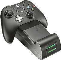 Trust GXT 247 - Base de Carga Doble para gamepads de Xbox One