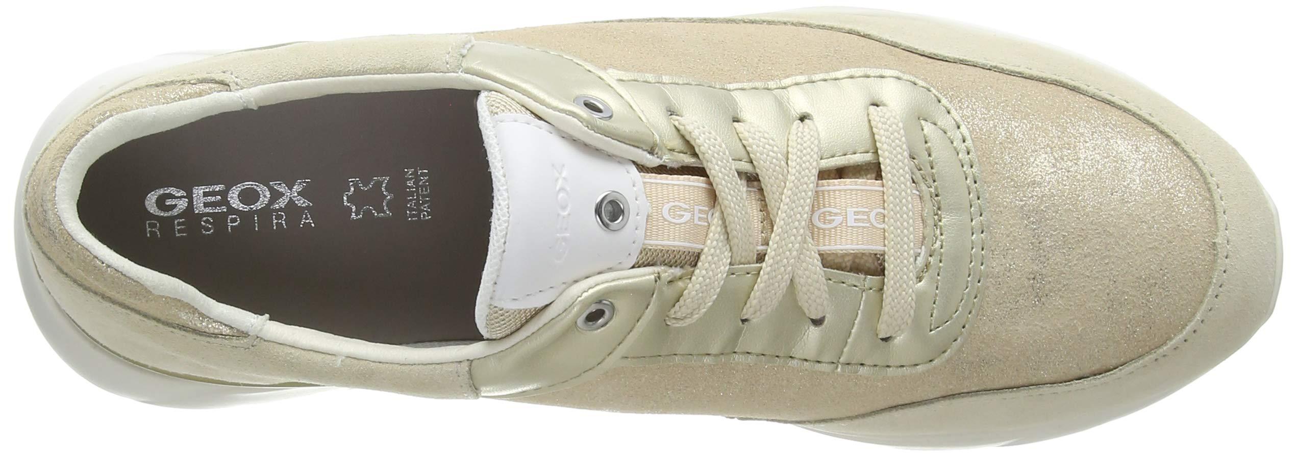 Geox Damen D Hiver A Sneaker 7