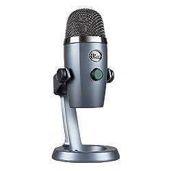 Blue Yeti Nano Gaming-Mikrofon