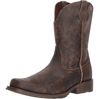 b553c5206b9 Sendra 2621 Men Cowboy Leather Boots Bike Brown Western Biker Boot ...