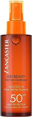 Lancaster Sun Beauty, Satin Dry Oil SPF50 150 ml