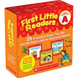 First Little Readers: Guided Reading Level a (Parent Pack): 25 Irresistible Books That Are Just the Right Level for…