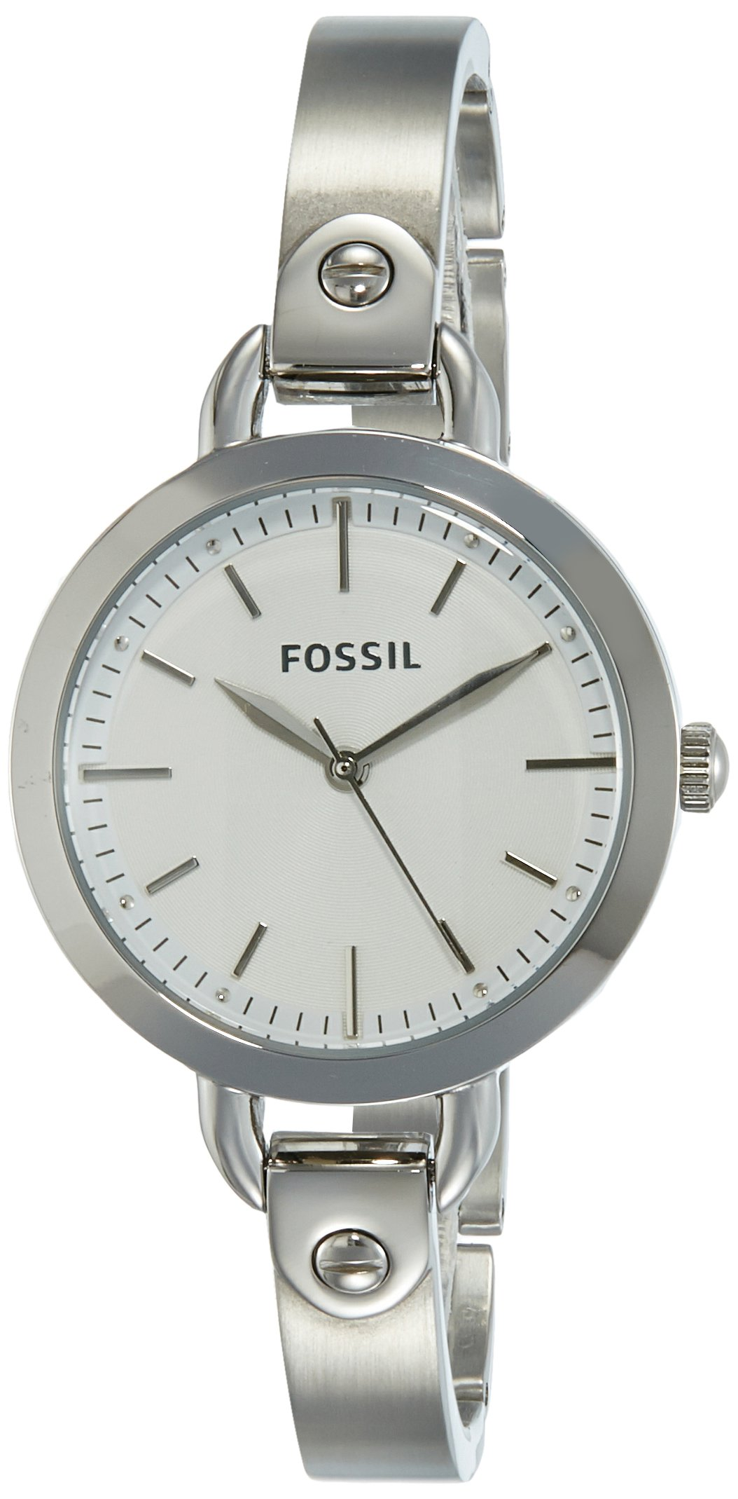Fossil Analog Silver Dial Women's Watch – BQ3025