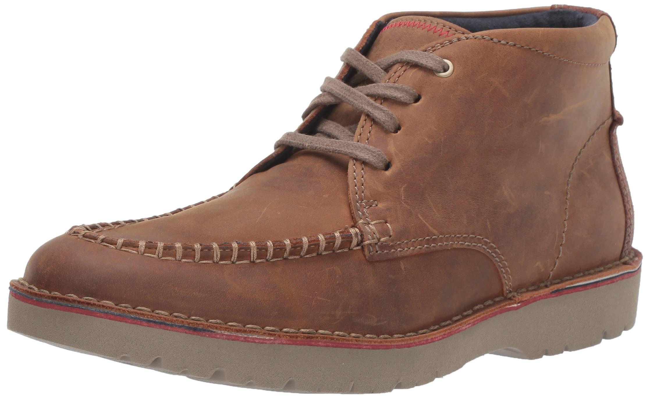 Clarks Men's Vargo Apron Ankle Boot 1