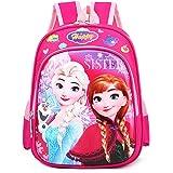 SZWL kindergartenrucksack mädchen - Kleinkinder Kinderrucksack Rucksac mit Taschen/Mini Backpack für Mädchen Geburtstagsgesch