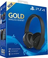 Sony PS4 Gold Kablosuz Kulaklık [PlayStation 4 ]