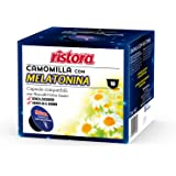 40 CAPSULE COMPATIBILI NESCAFE' DOLCE GUSTO (10cps. * 4 scatole) (Camomilla con Melatonina)