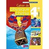 Cahier de Physique-Chimie 4e Cycle 4 (Regaud-Vento)
