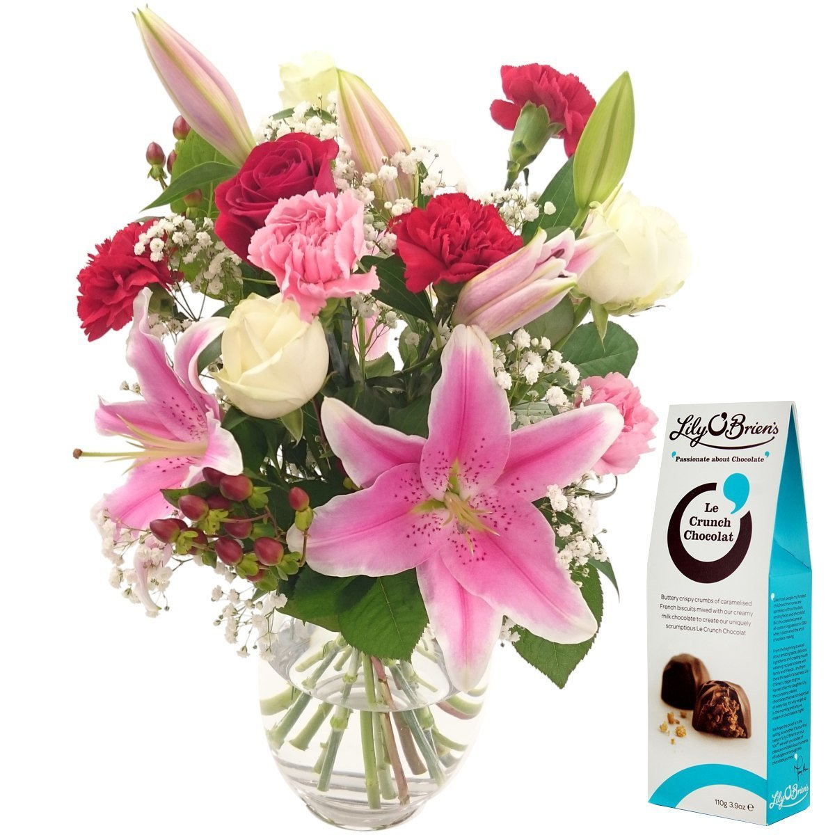 Oriental charm bouquet free chocolates and free next day uk delivery oriental charm bouquet free chocolates and free next day uk delivery beautif izmirmasajfo Gallery