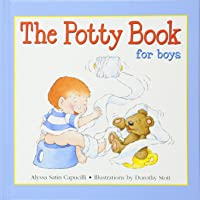 The Potty Book for Boys (Potty Book for Her and Him) (Hannah & Henry Series)