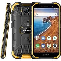 Ulefone 2020 Armor X6, Rugged Mobile Phone SIM Free Smartphone with 5.0 Inch IP68/69K Screen, 8MP + 5MP Cameras, 4000mAh…