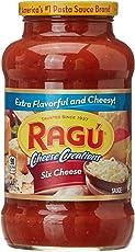 Ragu Six Cheese Pasta Sauce, 680g