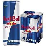 Red Bull, Pack van 4 blikjes, 4 x 250 ml