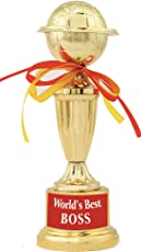 Boss – Trophy : Award : Gift by Aark India (PC 00536)