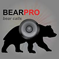 REAL Bear Calls App for Bear Hunting & Big Game Hunting - (ad free) BLUETOOTH COMPATIBLE