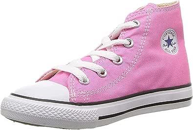 Converse Chuck Taylor all Star High, Sneaker a Collo Alto Unisex-Bambini