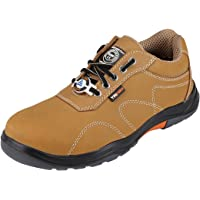 Acme TanX Leather Safety Shoes (Size-39)