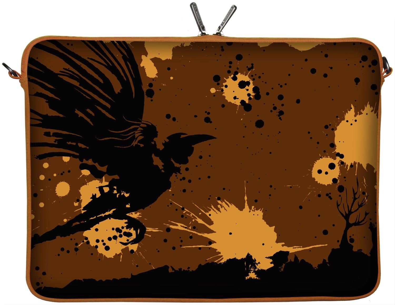 Digittrade LS171-17 Mystery Notebook Sleeve Laptop neopren case custodia portatile borsa involucro