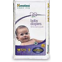 Himaiaya Baby Diapers Medium 9 Pads