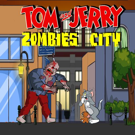 Tom And Jerry Zombie Tom Jerry Spiel