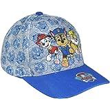 Cerdá 2200003905 Gorra Infantil Paw Patrol con Licencia Oficial Nickelodeon, Multicolor (Multicolor 001), Estándar para Niños