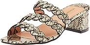 Shoexpress Braided Strap Block heels For Women