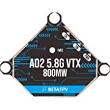 BETAFPV A02 5.8G VTX Switchable 7-35V 37CH FPV VTX NTSC/PAL Support SmartAudio with MMCX Air Antenna for FPV Whoop Drone Toot