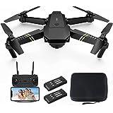 EACHINE E020 Drone avec caméra 4k HD WiFi-FPV Grand Angle Caméra Quadcopter 1200mAh Batterie Inclus