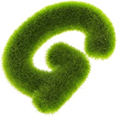 Magideal Artificial Moss Letter for Potted Plant Ornament Home Garden Wedding Decor#G