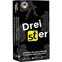 Dreister Spiel - Das Partyspiel - 480 Spielkarten für witzigen Spieleabend mit Freunden - Kartenspiel für jede JGA Feier…
