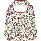 moses. Shopper Blumen   Faltbare Einkaufstasche   umweltfreundlich, wiederverwendbar
