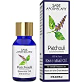 Sage Apothecary 100% Pure & Preservative Free Patchouli Essential Oil is Like Boon for All Skin & Hair Related Problem   Suit