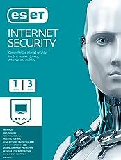 ESET Internet Security - 1 User, 3 Years (CD)