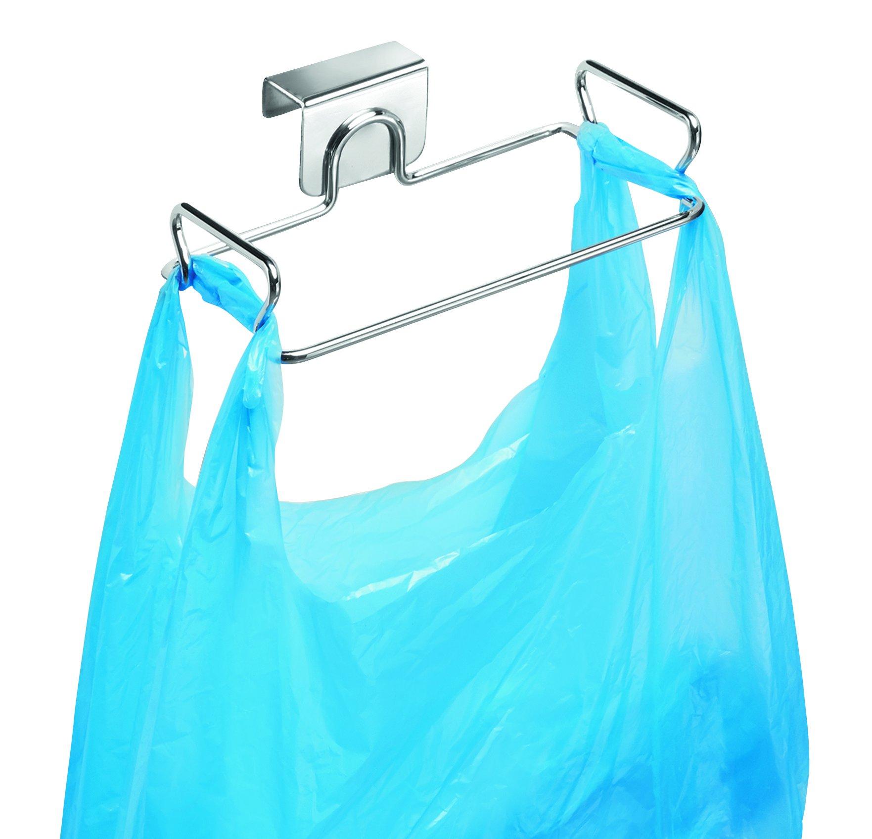Built in Kitchen Cupboard Rubbish Bin Hanging Cabinet Plastic Bag ...