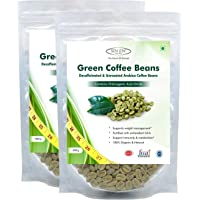 Sinew Nutrition Green Coffee Beans 1600gm (800g x 2) for Weight Management