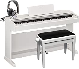 Epiano Yamaha YDP143 weiss, Digitalpiano SET