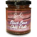 Black Bean Chilli Paste - Vegan- Natural Ingredients - Excellent umami Boost to Any Dish, Any Cuisine - Use with Meats…