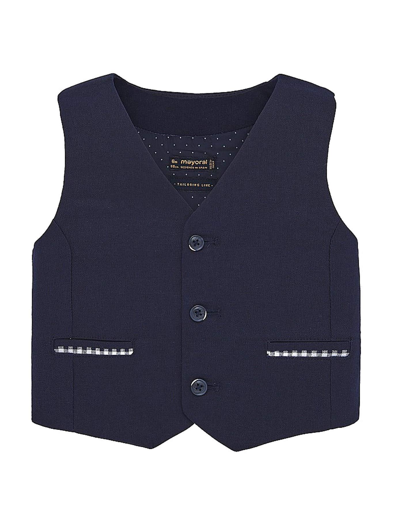 Mayoral, Chaleco para bebé niño - 1465, Azul 1