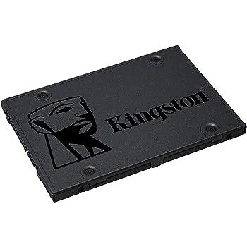 "Kingston SSD A400 - 120GB Drive a Stato Solido (2.5"", SATA III TLC)"