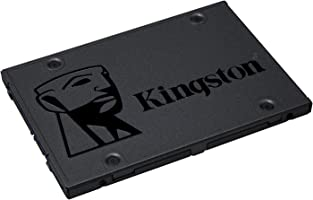 "Kingston - SA400S37/120G - SSD A400  - 120GB disque ssd (2.5"" , SATA 3)"
