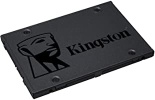 "Kingston SSD A400 - Disco duro sólido de 480 GB (2.5"" SATA 3)"