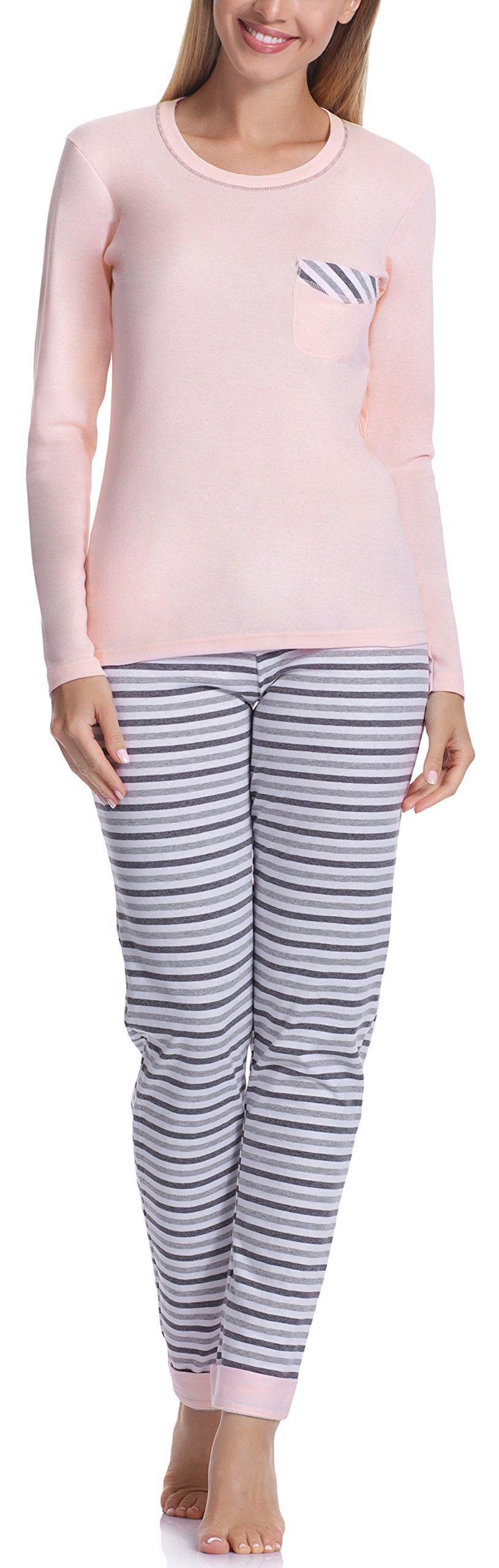 Italian Fashion IF Pijama Camiseta y Pantalones Mujer N1NC6 M007