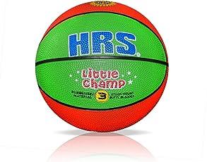 HRS Little Champ Basketball Basketball - Size: 3 (Pack of 1, Green)