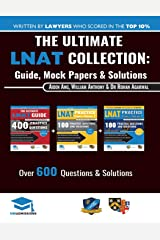 The Ultimate LNAT Collection: 3 Books In One, 600 Practice Questions & Solutions, Includes 4 Mock Papers, Detailed Essay Plans, 2019 Edition, Law National Aptitude Test, UniAdmissions Paperback