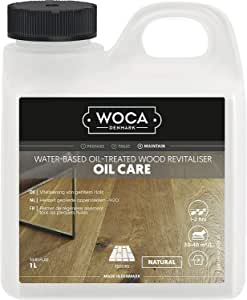 Woca Oil Care 1 L Pack of 1, Natural, 528010 A: Amazon.co.uk: DIY & Tools