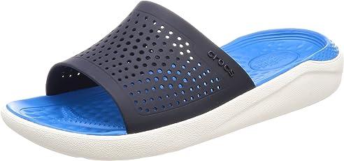 crocs Unisex Literide Slide House Slippers