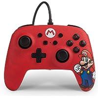 PowerA Enhanced Wired Controller For Nintendo Switch - Mario