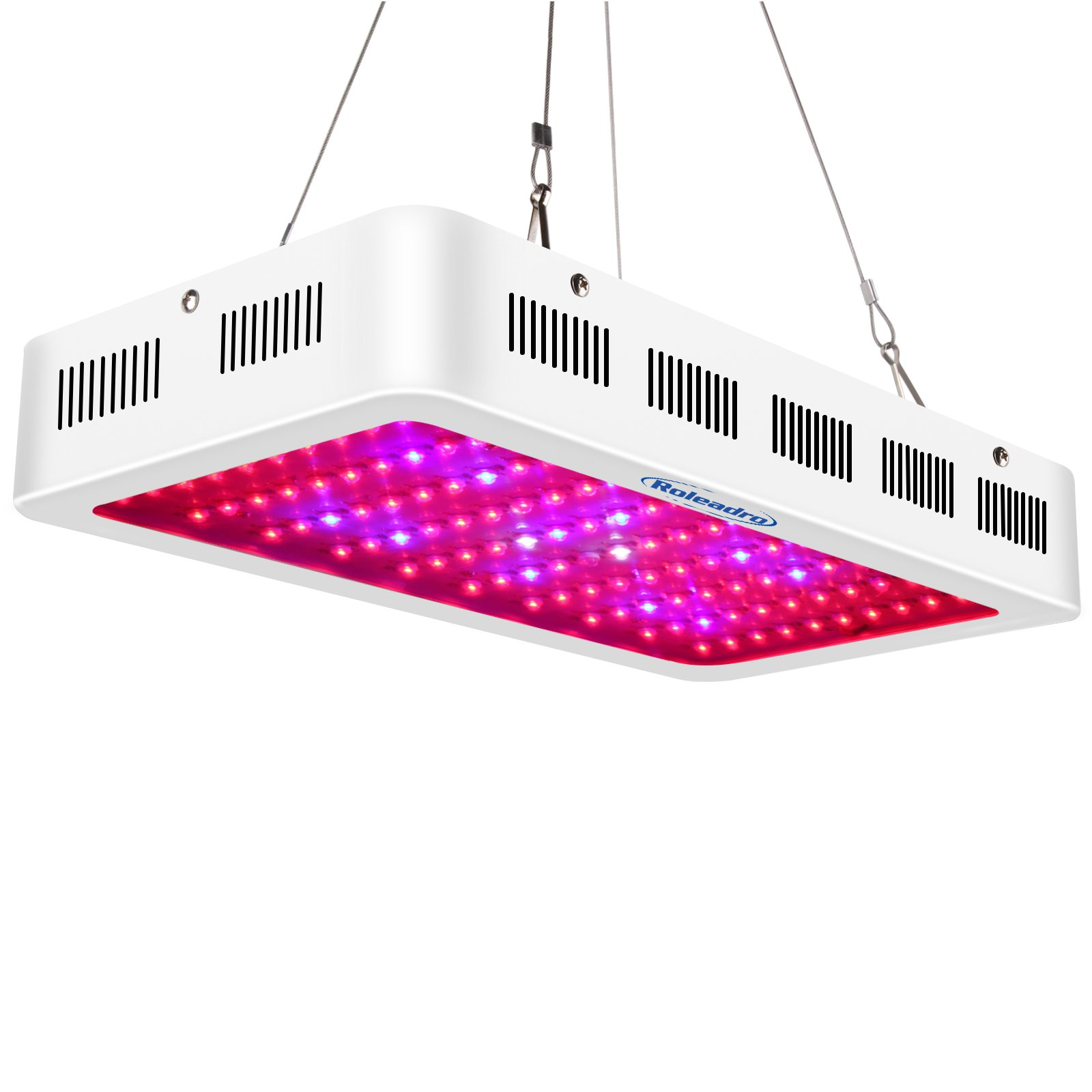 LED Pflanzenlampe 300w Roleadro Grow Led Lampe mit Daisy-Chain ...